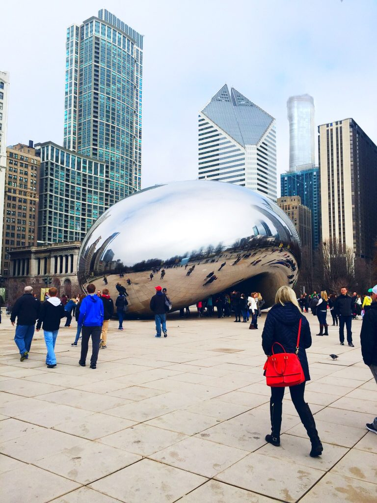 Travel Guide Chicago Great Bean