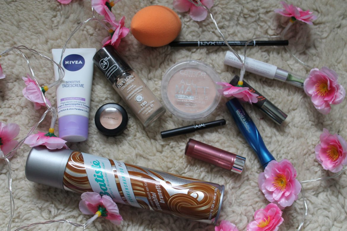 Beauty Routine Favoriten