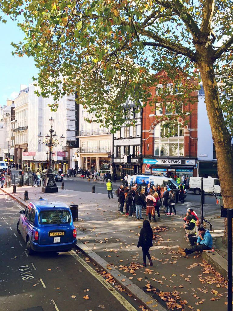 Travel Blog London City