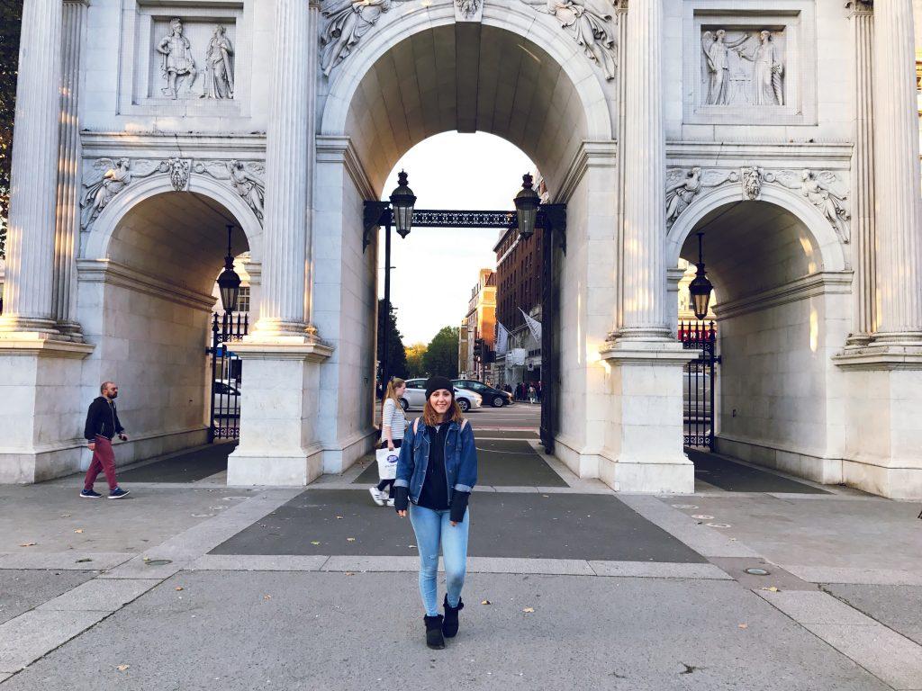 Die schönsten Eindrücke Travel Blog Marble Arch