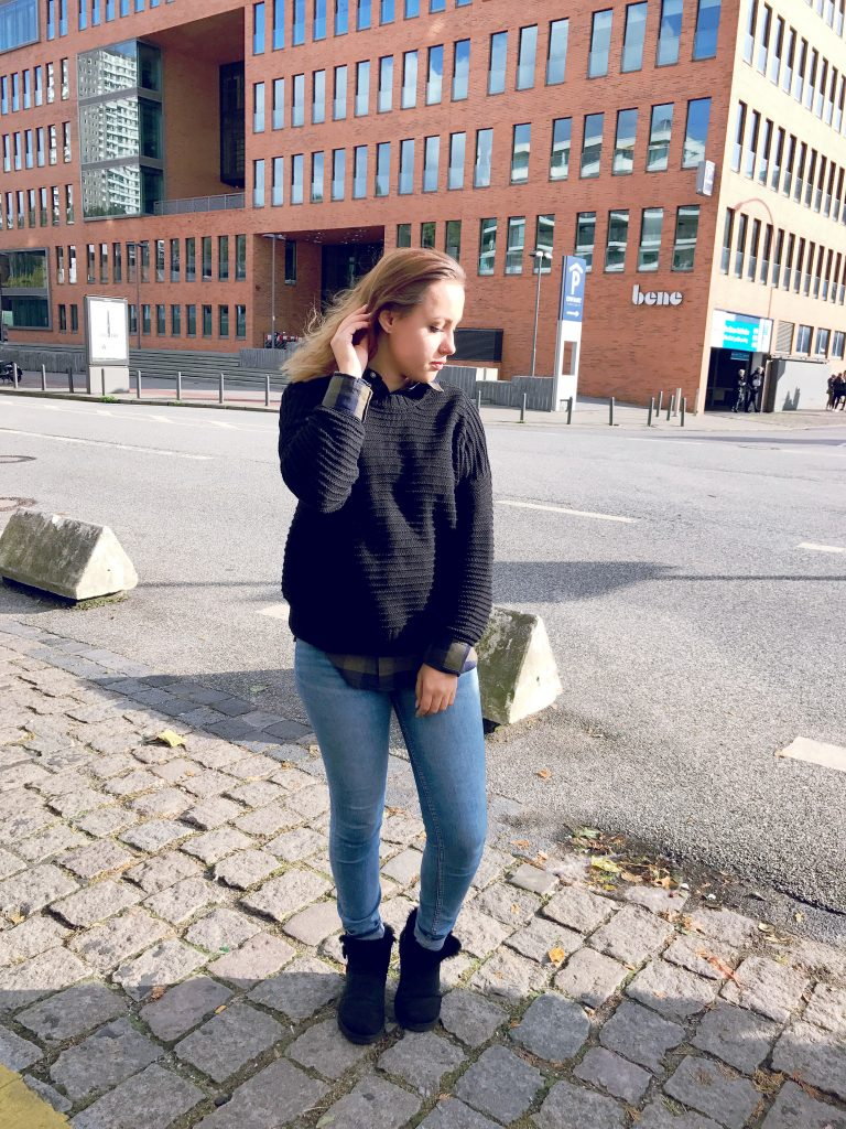 Herbst Outfit Hamburg Blog