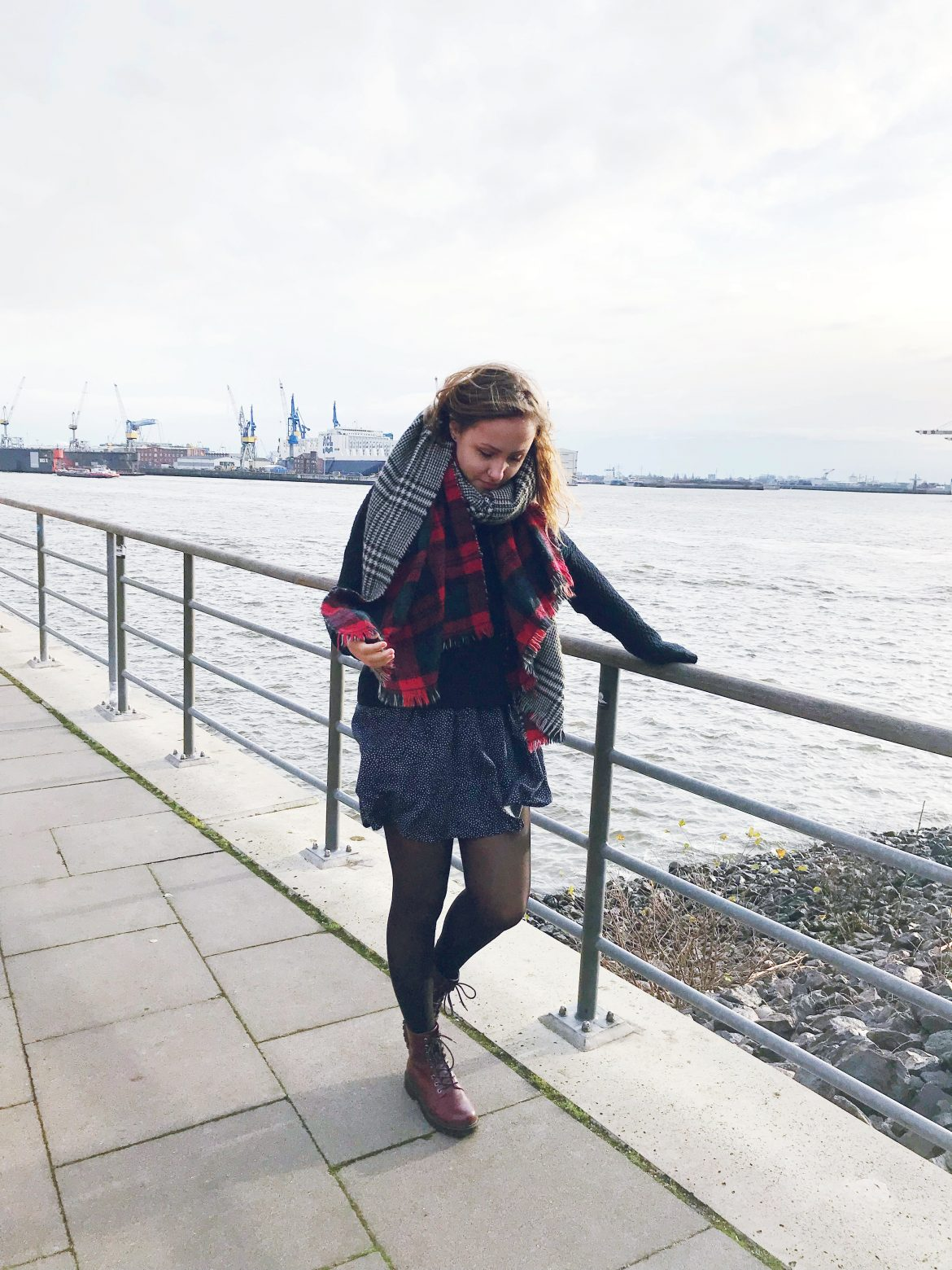 Winter Outfit Hamburg Blog Lifestyle Blog