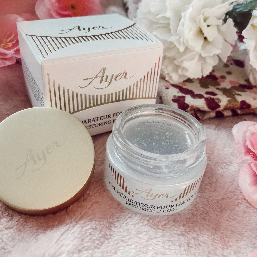 Beauty Review Restoring Eye Gel Beauty Blog Hamburg Blog philuna.blog